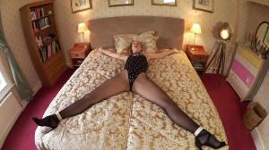 Ariel Anderssen - A Bad Romance Epic [Ariel Anderssen,small breast,bondage,long legs][Eng]