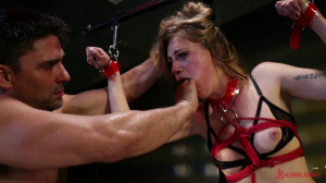 Bound For Domination - Lyra Law and Toni Ribas [Eng]