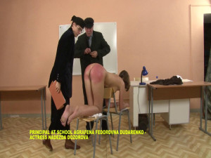Russian Schoolgirl Punished Hard [2018,Humiliation,BDSM,Russian][Eng]