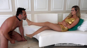 Most Pathetic Cum Ever [2018,Princess Chanel,Blonde,Orgasm Control,High Heels][Eng]