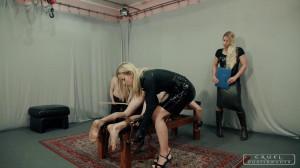 Cruel Punishments - Mistress Anette, Mistress Zita - Punishment institution XI - Parts 1-3 [Femdom,Domination,Female Femdom][Eng]