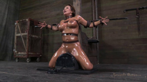 SB - Ava Devine, Matt Williams,  Jack Hammer [BDSM,Spanking,Submission][Eng]