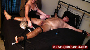 Milked To A Ruined Orgasm [Femdom ,Foot Domination,Foot Fetish][Eng]