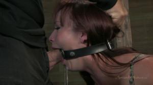 Bella Rossi and her Huge natural tits [2018,SB,Cool Girl,BDSM][Eng]
