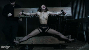 Dakota Marr Enjoys Stress and Fear [2019,Dakota Marr,BDSM,Bondage,Clothespins][Eng]
