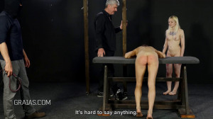 The Terminator, The Groovy and The Faithful Slave Part 5 [2017,Graias,Torture,BDSM,Humiliation][Eng]