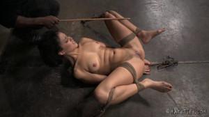 The New Girl Part Two - Mia Austin [2015,string Bondage,Torture,Bondage][Eng]