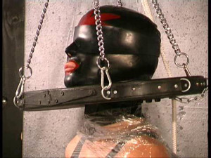 Extreme Torture – Black Rubber part 3 [Eng]