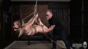 A Real Rope Slut part 3 [Eng]