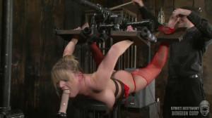 Bondage, hogtie, strappado and torture for very hot slut part2 [2019][Eng]