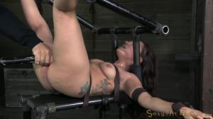 Petite Gabriella Paltrova suffers extreme deepthroating [Eng]