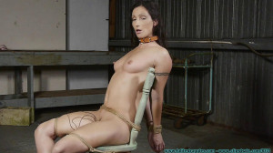 Wenona's Selfies - Part 1 [2020, nude, chairtied, panty gags][Eng]