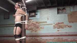 HD Bdsm Sex Videos Attitude Adjustment For Rosie Part 3 [2020,FutileStruggles,Bondage ,Rope Bondage ,Ballgagged ][Eng]