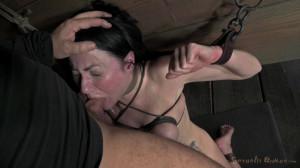 Veruca James shackled and chained [2021,Veruca James,Bondage,BDSM,Hardcore][Eng]