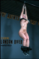 The Agents Part One - London River [2019,Torture,Submission,Rope Bondage][Eng]
