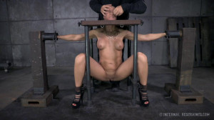 Milf Tears [2019,InfernalRestraints,Cool Girl,Rope Bondage,BDSM,Extreme Bondage][Eng]