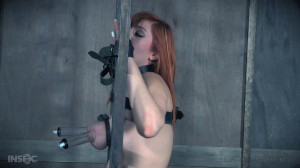 No Doubt that Lauren Phillips is Just a Sexy, Redhead Fuck Doll [2017,BDSM,Torture,Domination][Eng]