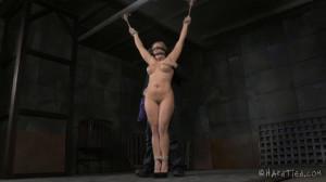 Pussy [2015,Angel Allwood, Orgasm,Ass Flogging,Rope Bondage][Eng]