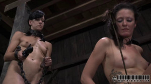 Bondage, domination and torture for two naked bitches part 1 [2019][Eng]