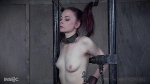 Ivy Addams Is Made To Smile Pretty. [2017,Rope Bondage,Torture,Spanking][Eng]