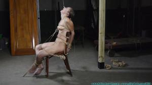 Nude Chair Tie For Rachel - Part 3 [Eng]