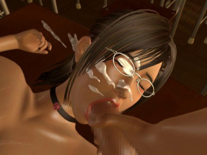 Sudden change New teacher tits Episode 1 3D Porno