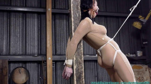 Three Strenuous Positions on the Post for Raven Eve - Part 2 [Eng]