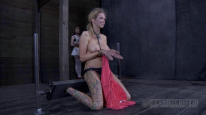 Dddy's Little Girl  Rain [Rope Bondage,Bondage,Domination][Eng]