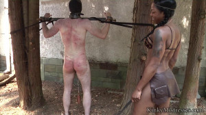 outdoor cp [2017,Femdom,Humiliation][Eng]