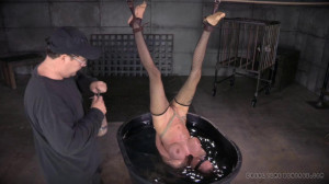 We Turn Up the Intensity on Rain DeGrey [2014,Domination,Spanking,Torture][Eng]