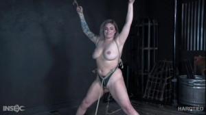 Persecuted Pussy [2021,Aspen O'Hara,Fingering,Bondage,Toys][Eng]