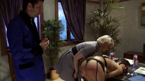 Hungry For Discipline [2009,Lesbians,Feature,Wrestling][Eng]