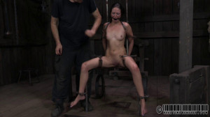 Saturday Night Fever: Part 2 [2021,Hailey Young,Foot Caning,Tears,Bondage][Eng]