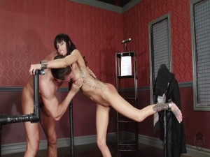 Sexual Interrogation in Bondage - Gia DiMarco - Full Movie [Eng]