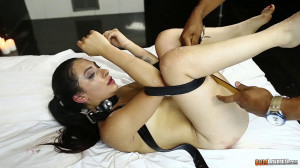 Colombian BDSM For Julieth Timote [2018,Julieth Timote,Rough Sex,Petite,Deep Throat][Eng]