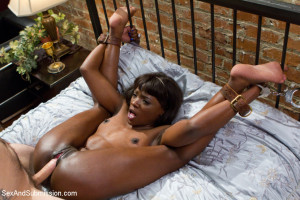 Yes Master - Ebony Boss Slut Gets the Tables Turned [Kink: Sex and Submission,Tommy Pistol][Eng]