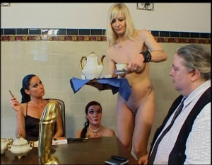 Der Sadisten Zirkel - part 6 [2008,MMV,Christin Liquid,BDSM,Torture,Humilation][Eng]