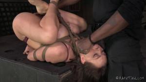 Bossy Bitch - Krissy Lynn, Jack Hammer [2015,Rope Bondage,Bondage,Torture][Eng]