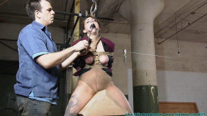 The Office Bet Lilly Loses [2015,Humilation,Bondage][Eng]