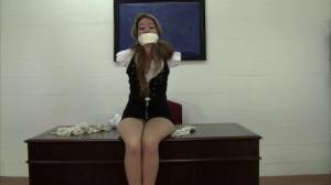 Constance - Tight Elbow Orientation [2021,Bondage,Rope,BDSM][Eng]