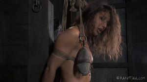 Tie Me Up - Abella Danger [2015,Spanking,Rope Bondage,BDSM][Eng]