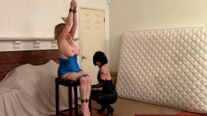 Ballgagged Captive of the Dangerous Diva [Eng]