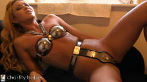 Natalia Forrest – plugged – frustrated and aroused [Eng]