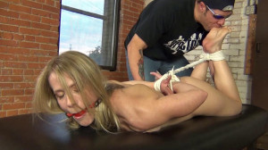 hard roped [2018,Bondage,Humiliation,Roped][Eng]
