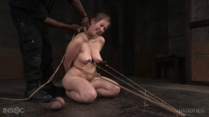 Pain for Rayne [2015,Submission,Spanking,Bondage][Eng]