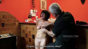 Graias - The Confession part 1 [2018,BDSM,Hardcore,Bondage][Eng]