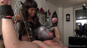 the sperm slave [2016,Femdom,Humiliation][Eng]