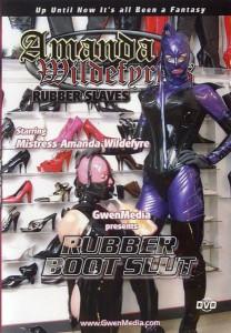 Rubber Boot Slut [Rubber,Fetish,BDSM][Eng]