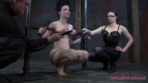 Hard bondage, spanking and torture for sexy young slut part2 [2019][Eng]