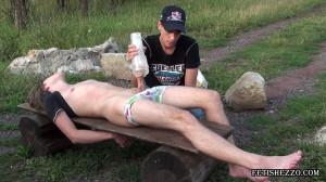 Sex toy games [2012,Fetishezzo,William,Penis Pump,Fetish,Masturbation][Eng]